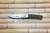 Ganzo G7362-GR зеленый складной нож