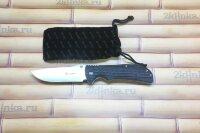 Ganzo (G723-BK) черный складной нож