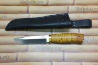 """Нож Южный Крест """"Кречет"""" (151.5202) рукоять Береста"""