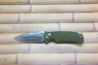 Ganzo (G726M-GR) зеленый складной нож