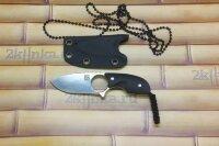 "Realsteel ""Mini 127 II black"" нож с фиксированным клинком"