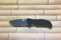 Zero Tolerance (K0350) Matte Black Folder SpeedSafe складной нож