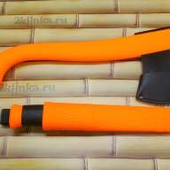 Набор Morakniv Outdoor Kit Orange, нож Mora 2000 (Orange)+топор (12096)